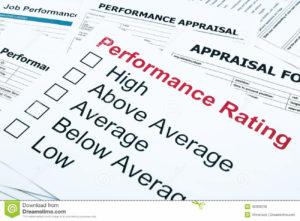 Performance sheet image